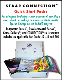 Staar connection quick start packs curriculum kamico diagnostic series developmental series game gallery and connection to literature included as applicable for grades k 8 and eoc fandeluxe Gallery